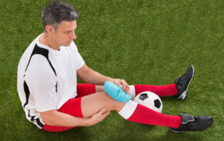 futebol com artrose